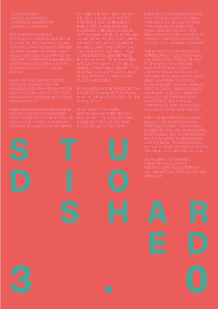 StudioShared 3.0