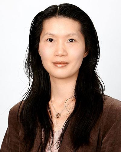 Dr Caddie Gao