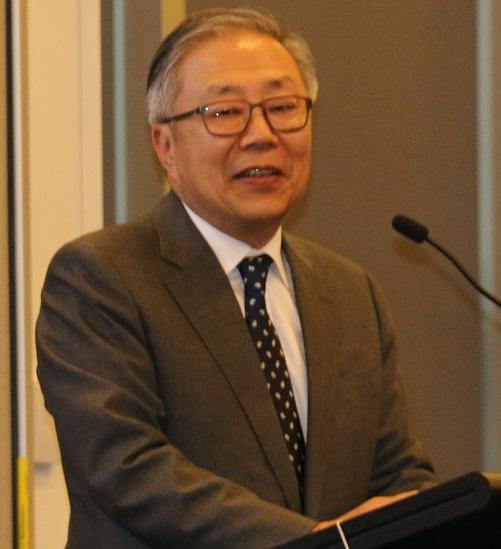 Professor Kon Sik Kim, Seoul National University, 22 January 2020