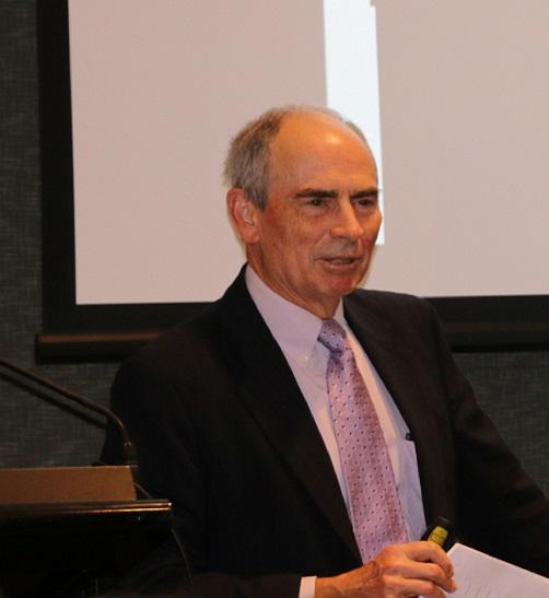 Prof. Bob Thompson, Georgetown University, Washington, 30 January 2020