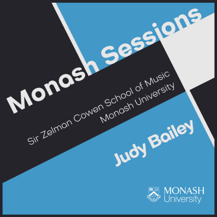 Judy Bailey Monash Sessions