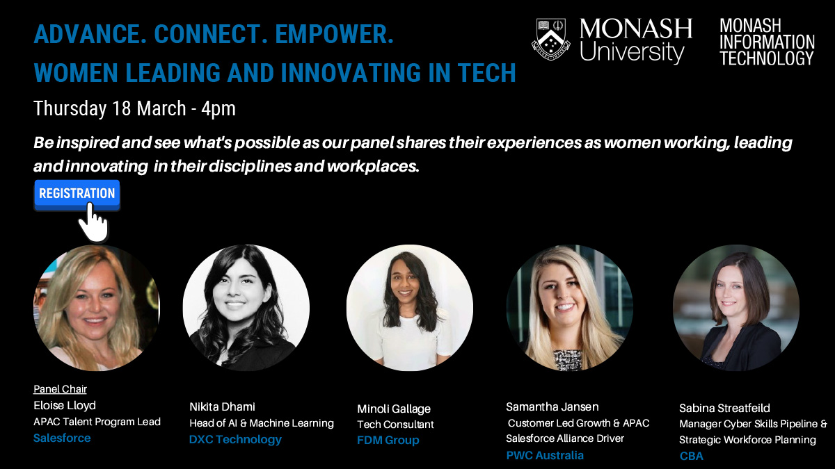 Women Leading and Innovating in Tech