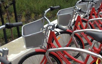 Monash bike hire bikes