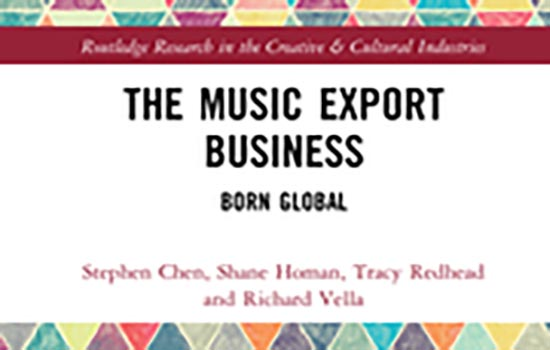 The music export business