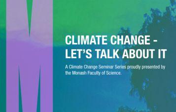 Climate Change Seminar Series