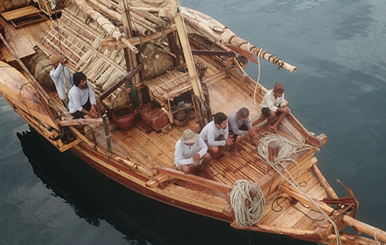 Padewakkang Nur Al Marege, A commemorative voyage to Marege, M. Ridwan Alimuddin