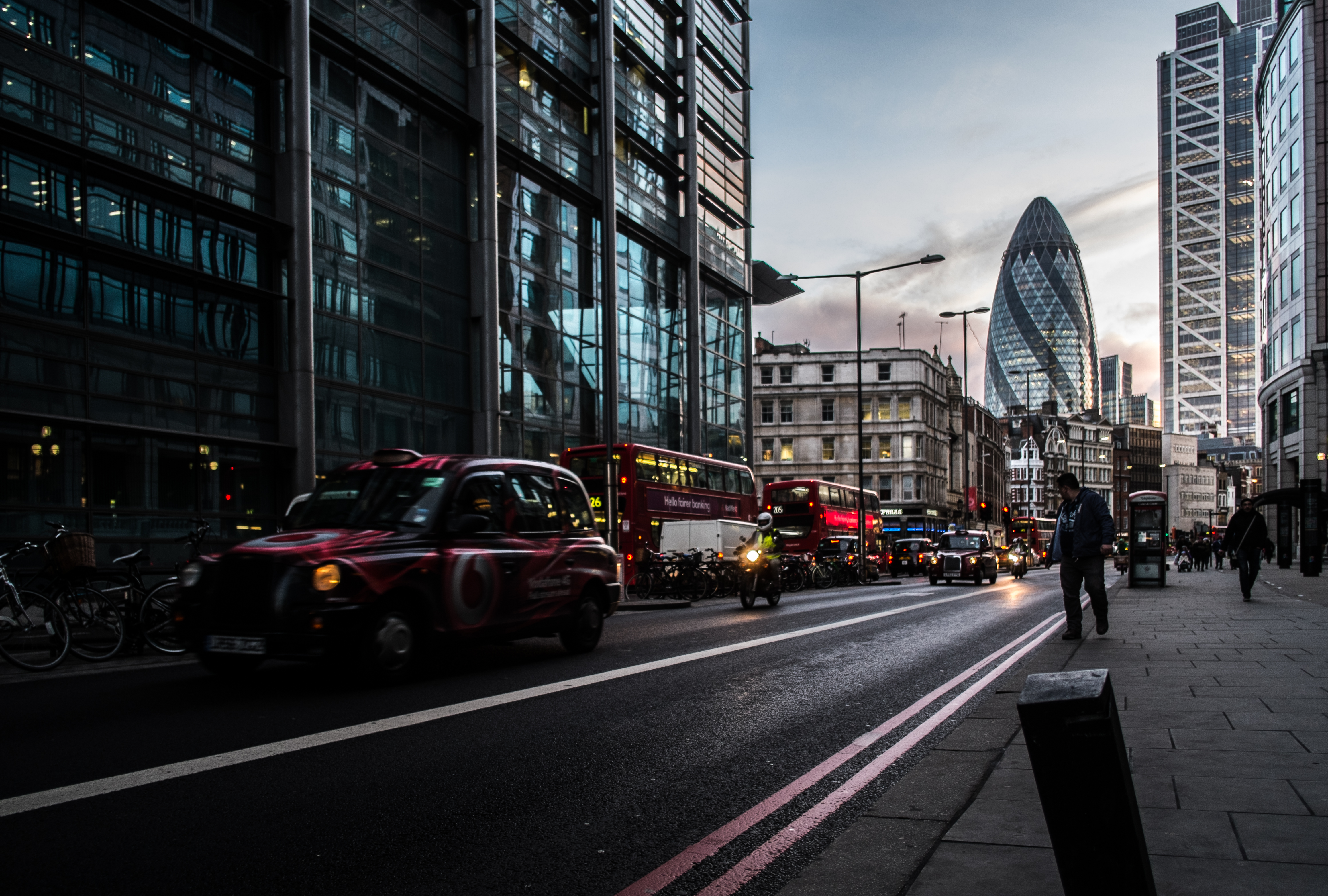 London career prospects