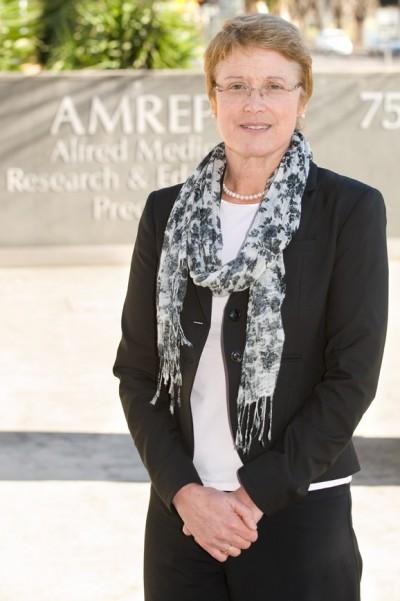 Associate Professor Robin Bell
