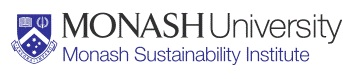monash sustainability institute logo