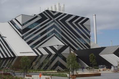 New Horizons Building