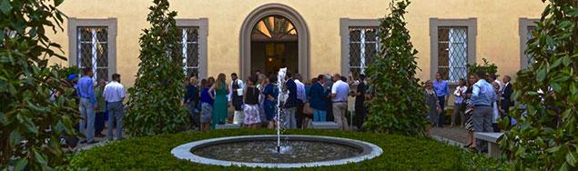 Monash Prato garden