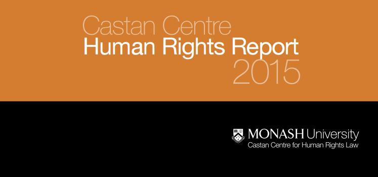 human rights report 2015