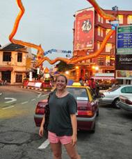 Jane Hart in Malaysia