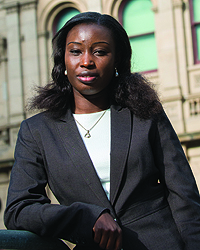 Bridget Osho, LLM (Human Rights)