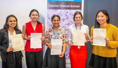 graduate symposium winners