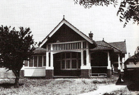 The Arthur Rose Hostel in Herbert Street St Kilda circa 1949