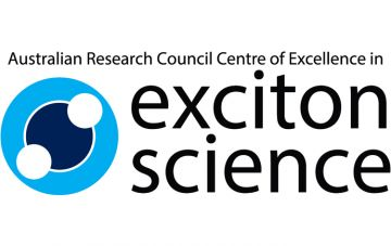 ARC Centre of Excellence in Exciton Science (ACEx) Logo