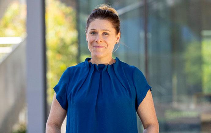 Associate Professor Dayna Simpson, Department of Management