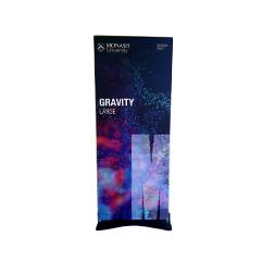 Gravity stand