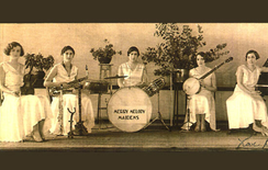 Merry Melody Maidens, Adelaide, 1931