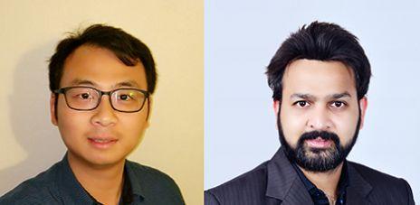 Shenjun Zhong and Kamlesh Pawar