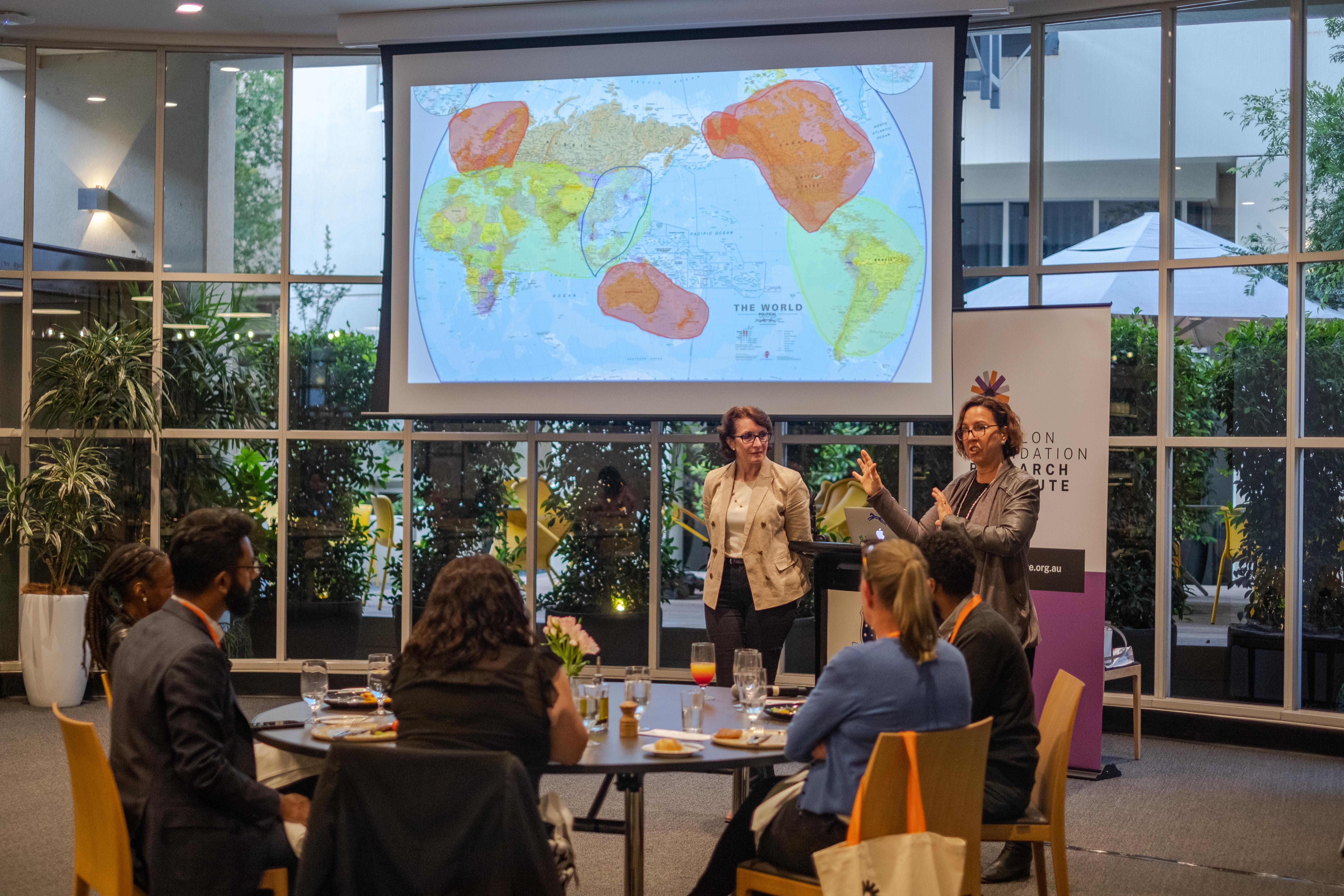 Webinar:  Cultural diversity at work