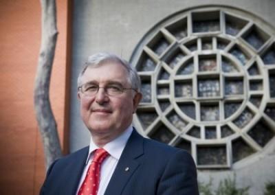 Vice-Chancellor Ed Byrne AO
