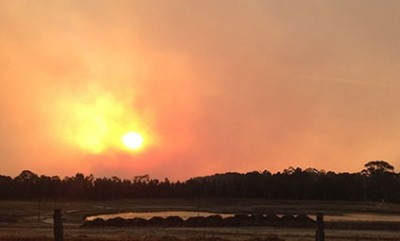 Hazlewood coal mine fire
