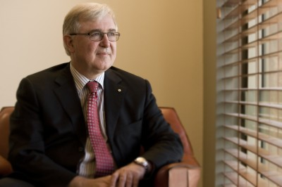 Professor Ed Byrne AO, Vice-Chancellor of Monash University