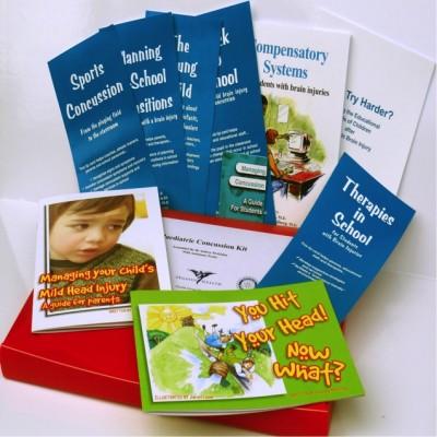 The Paediatric Concussion Kit