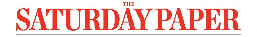 The Saturday Paper logo