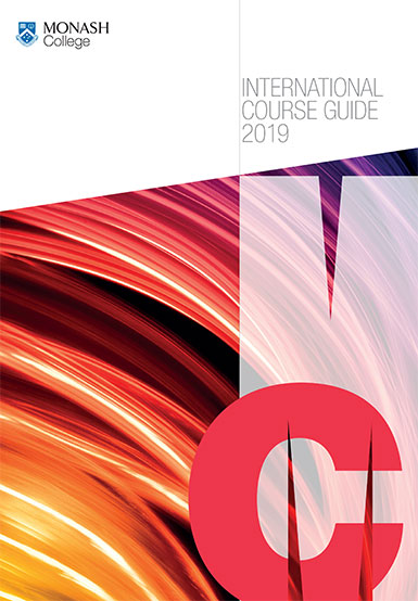 Monash College course guide