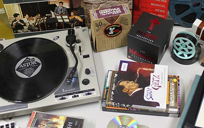 Special Collections - Music