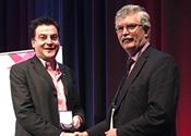Prof Elsdon Storey receives ANZAN medal