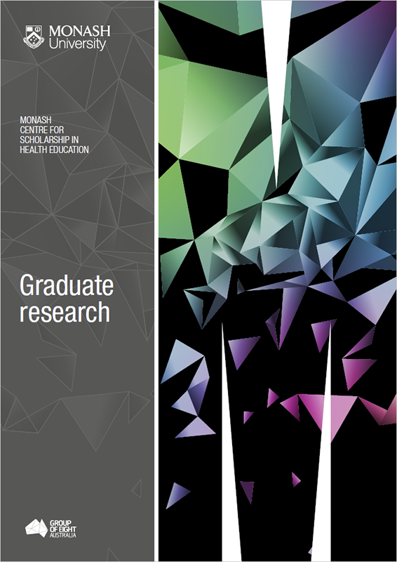 PhD students brochure