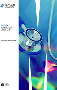 Nursing and Midwifery Course Brochure