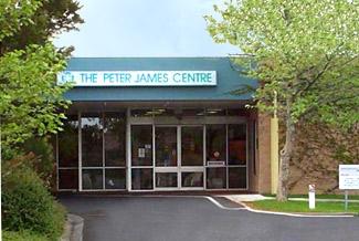 Peter James Centre