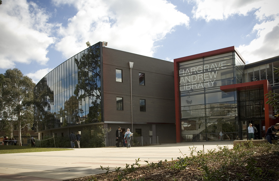 Hargrave-Andrew Library