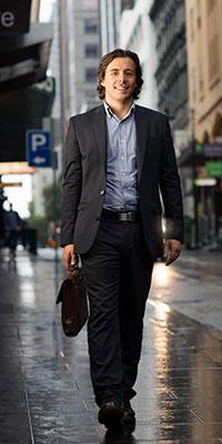 Alex Bongers (2011, Graduate)