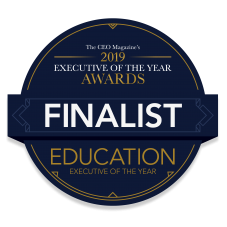 Jon Whittle announced finalists for the 2019 executive of the Year Awards