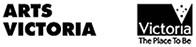 Arts Victoria logo