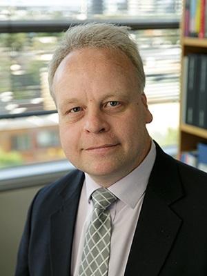 Associate Professor Gerard O'Reilly