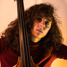 Lunchtime Concert Series: Helen Svoboda (bass) Solo Performance