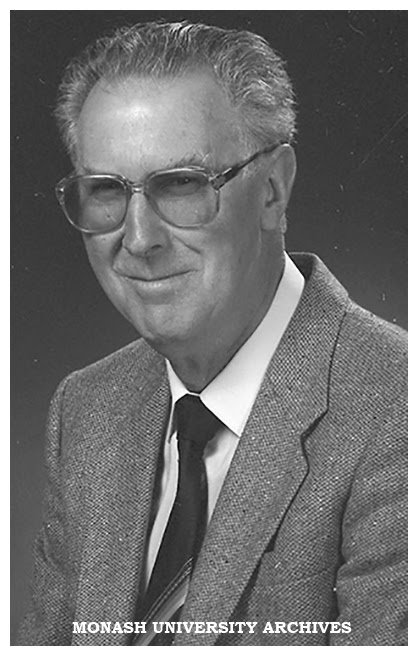 Late Professor Ron Bayly, 1990