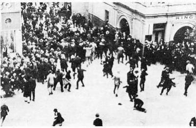 1923 police strike