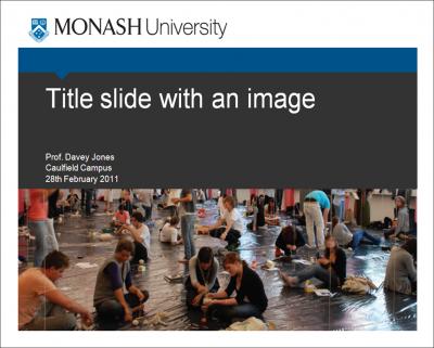 New templates monash university new ppt templates toneelgroepblik Choice Image