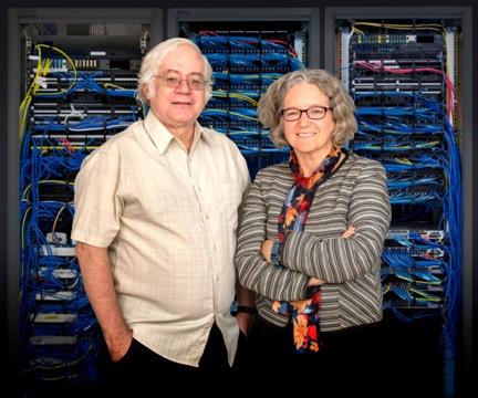 Dr Kevin Korb and Professor Ann Nicholson