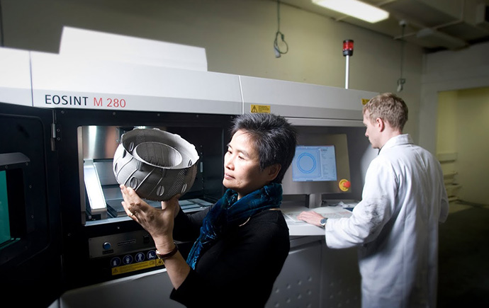 Monash Centre for Additive Manufacturing (MCAM)