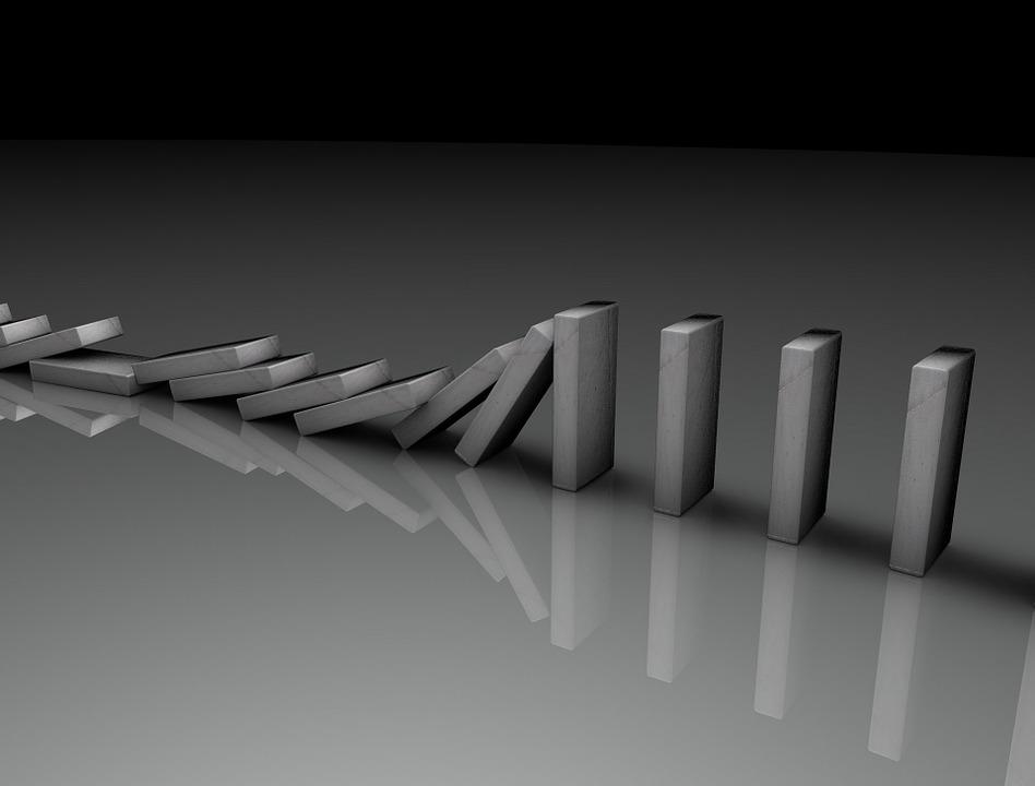 concrete dominos
