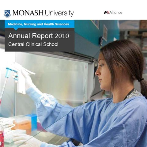 CCS Annual Report 2010